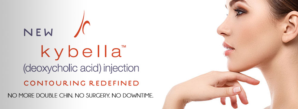 introducing kybella treat submental fat